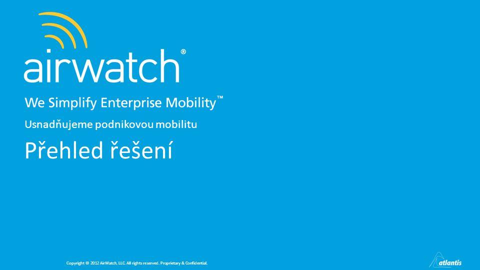 Usnadňujeme podnikovou mobilitu