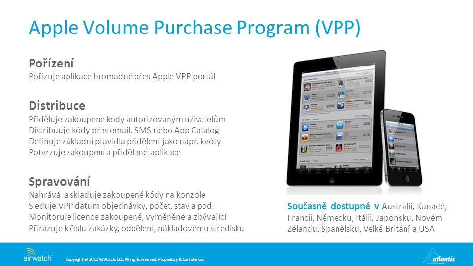 Apple Volume Purchase Program (VPP)
