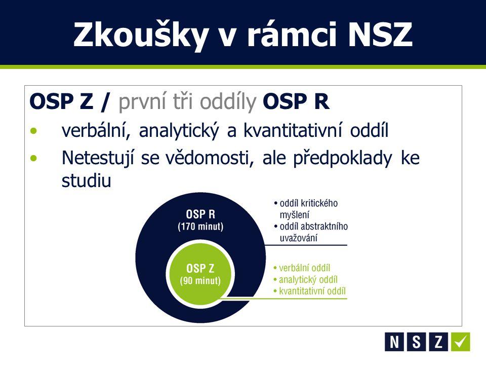Zkoušky v rámci NSZ OSP Z / první tři oddíly OSP R
