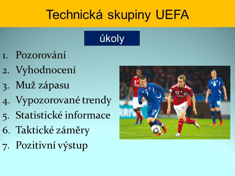 Technická skupiny UEFA