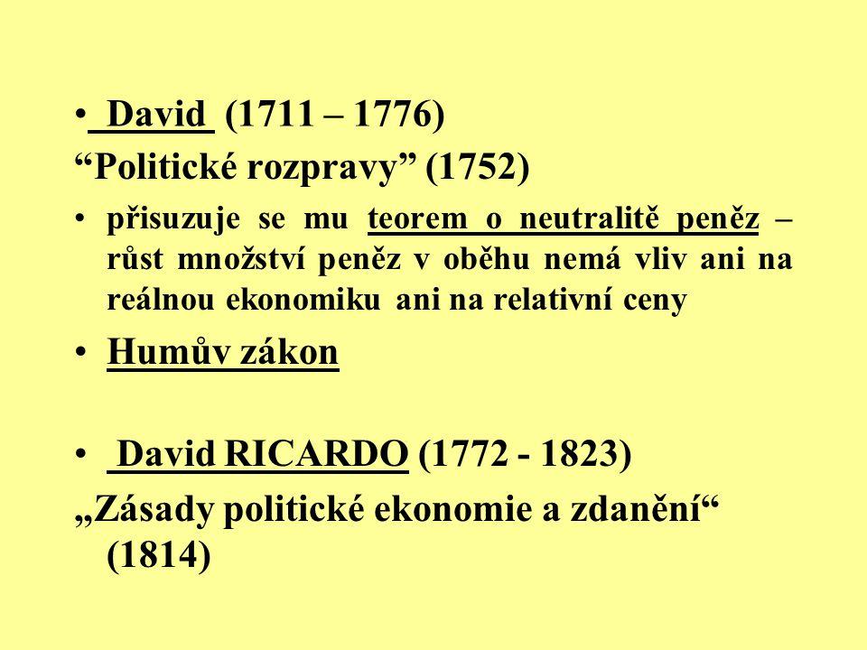 Politické rozpravy (1752)