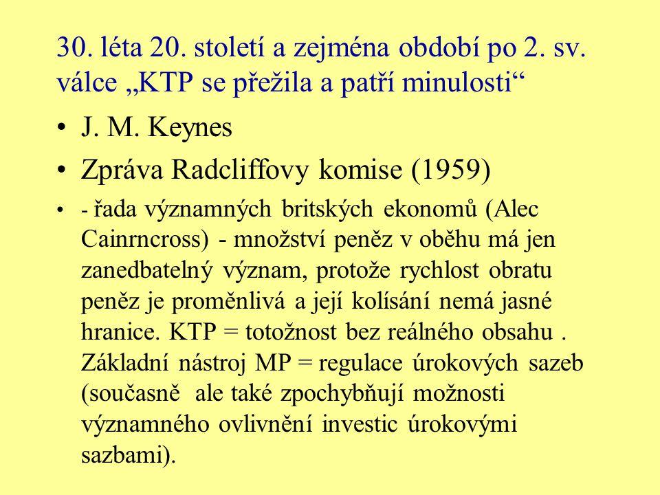 Zpráva Radcliffovy komise (1959)