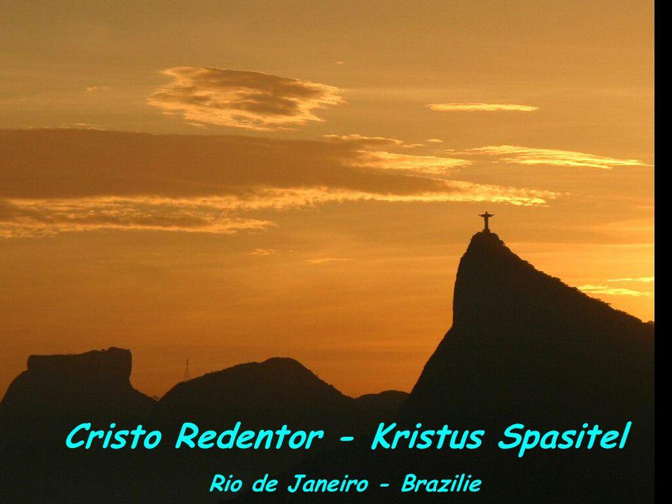 Cristo Redentor - Kristus Spasitel