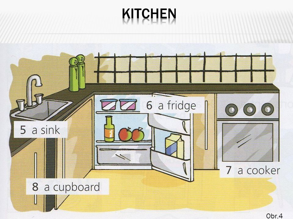 Kitchen Obr.4