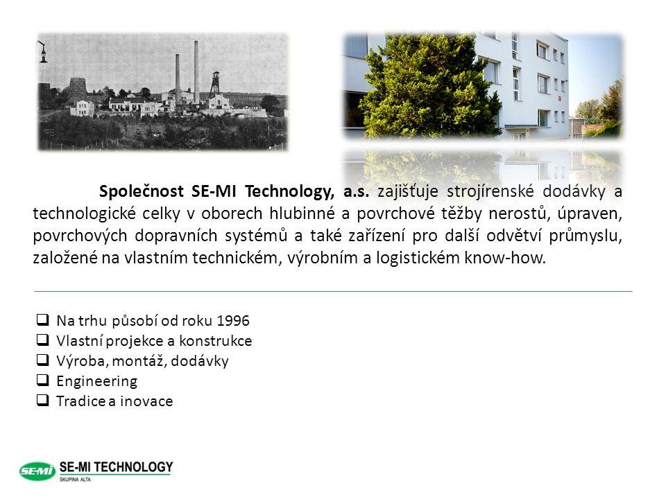 Společnost SE-MI Technology, a. s