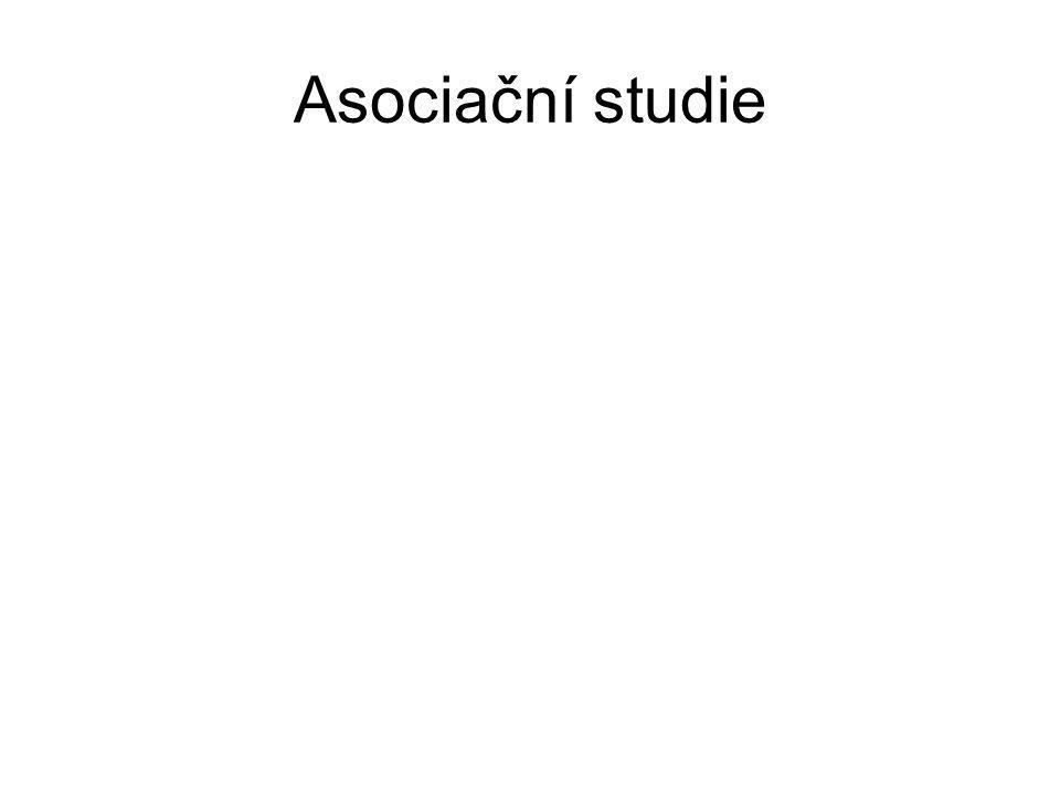 Asociační studie