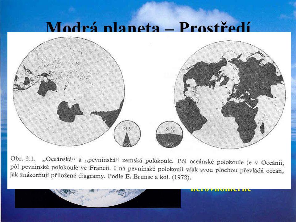 Modrá planeta – Prostředí oceánů