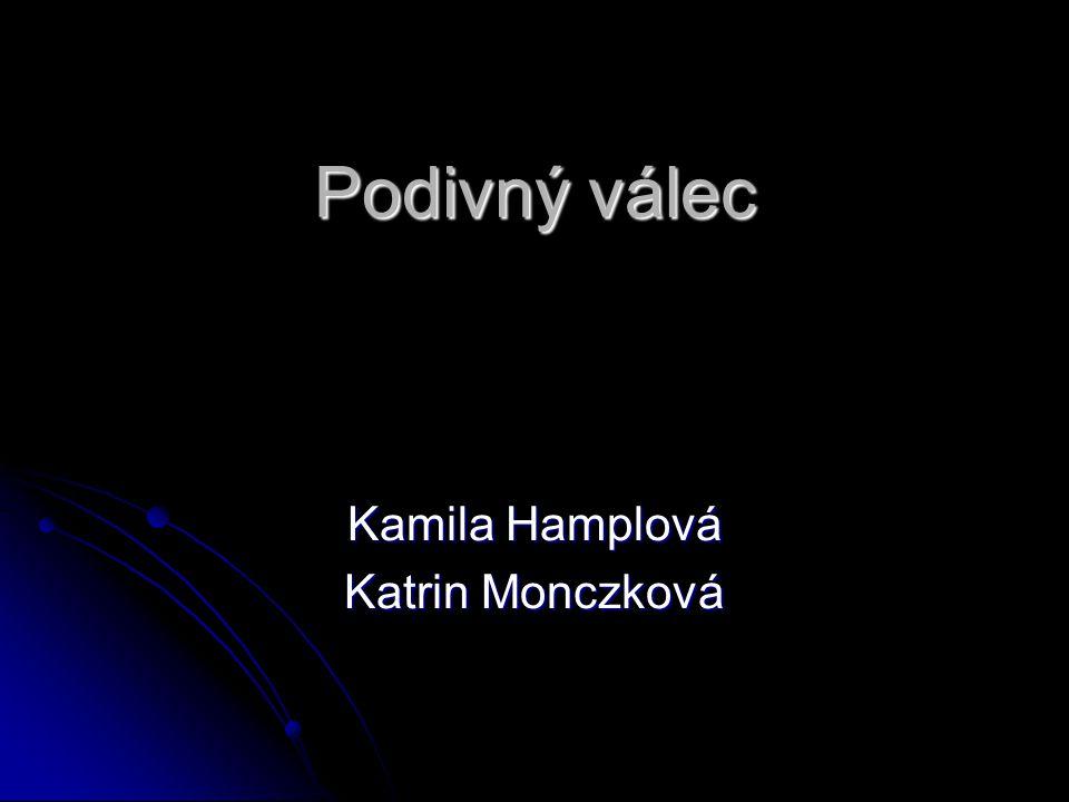 Kamila Hamplová Katrin Monczková