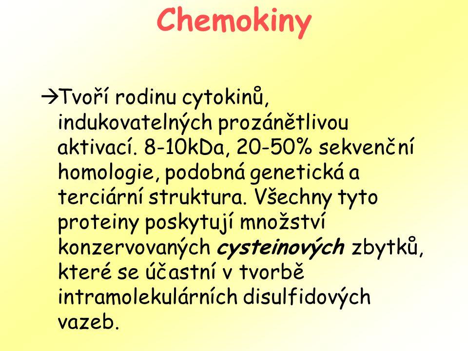 Chemokiny