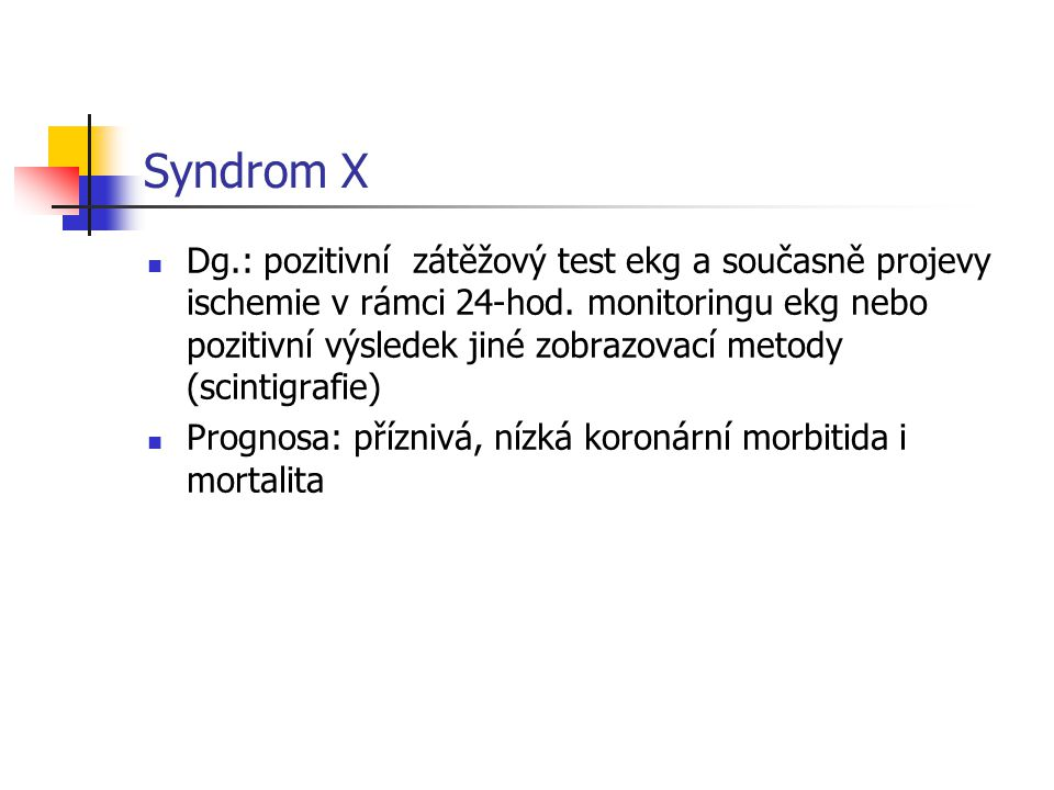 Syndrom X