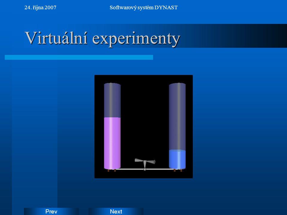 Virtuální experimenty