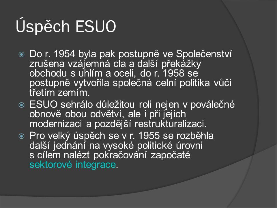 Úspěch ESUO