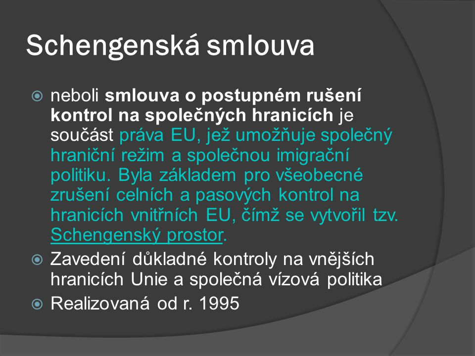 Schengenská smlouva