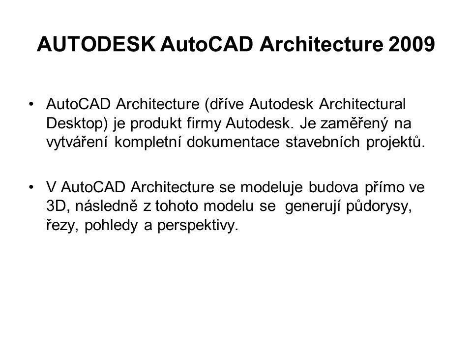 AUTODESK AutoCAD Architecture 2009