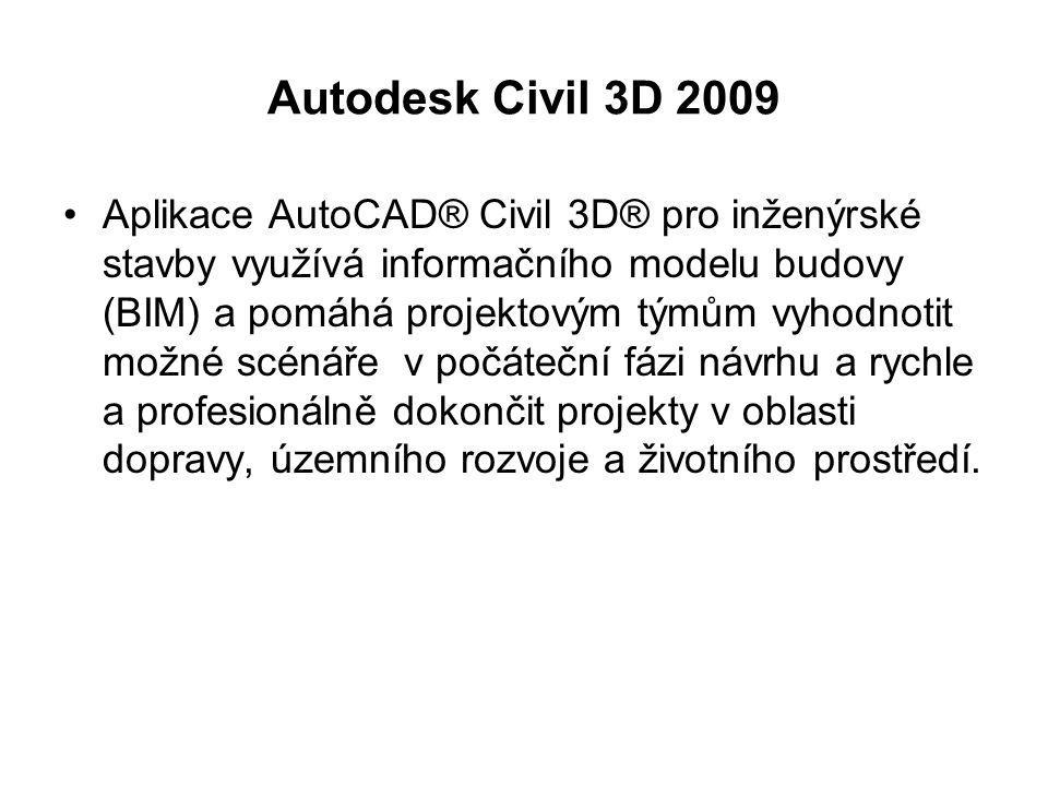 Autodesk Civil 3D 2009