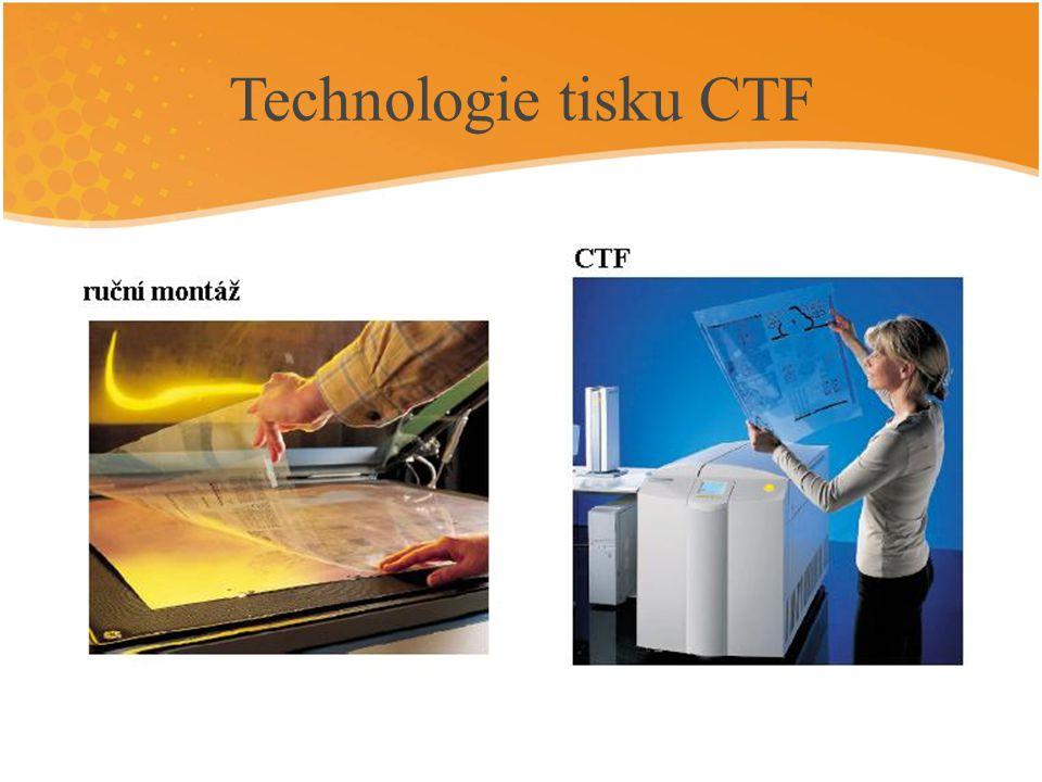 Technologie tisku CTF