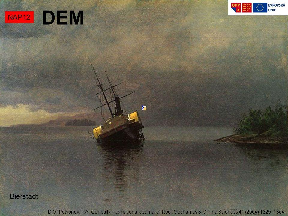 DEM NAP12. Bierstadt. D.O. Potyondy, P.A.