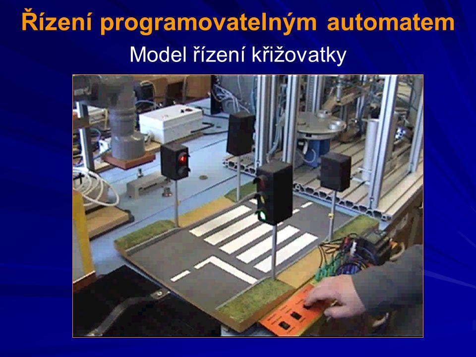 Řízení programovatelným automatem