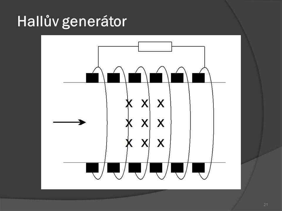 Hallův generátor
