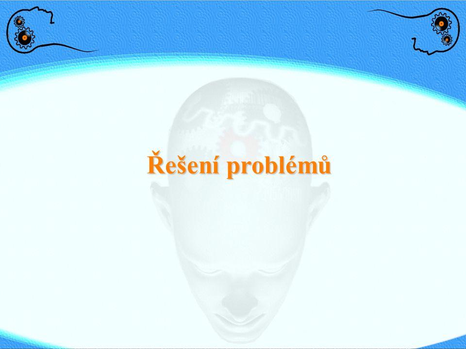 Řešení problémů 1
