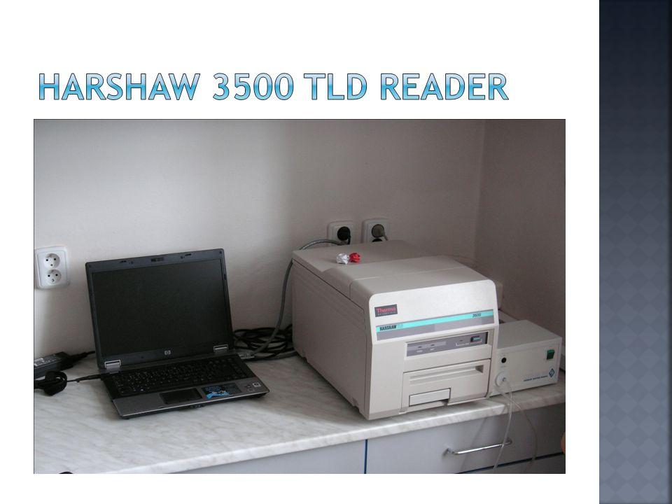 Harshaw 3500 TLD Reader