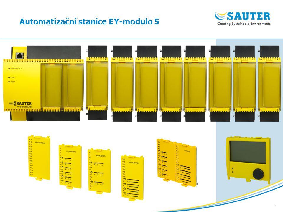 Automatizační stanice EY-modulo 5