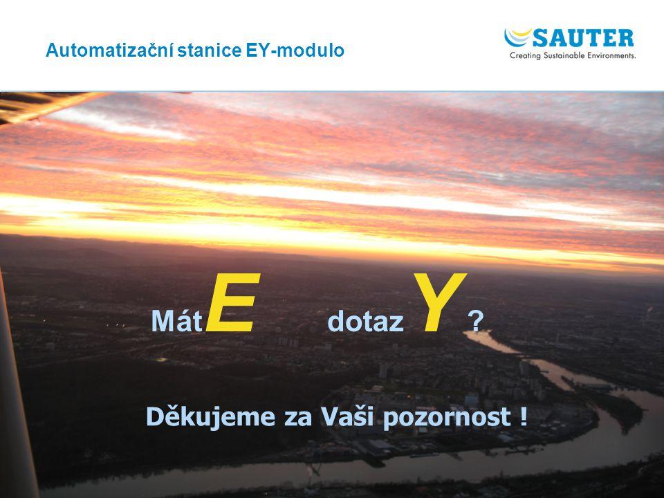 Automatizační stanice EY-modulo