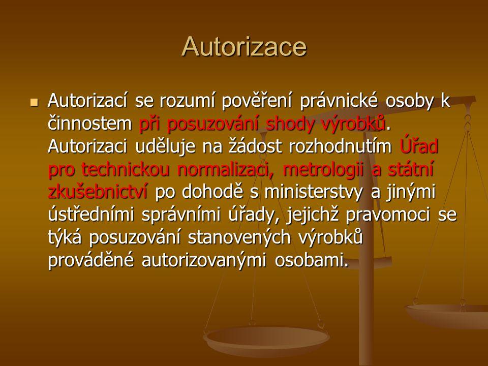 Autorizace