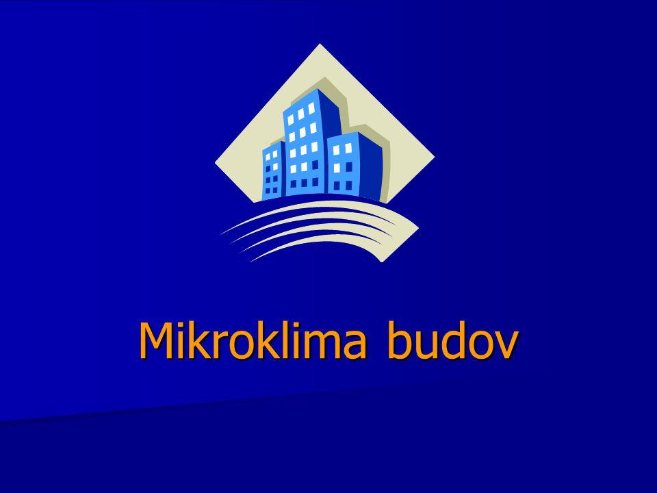 Mikroklima budov