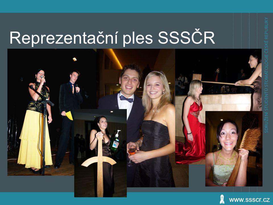 Reprezentační ples SSSČR