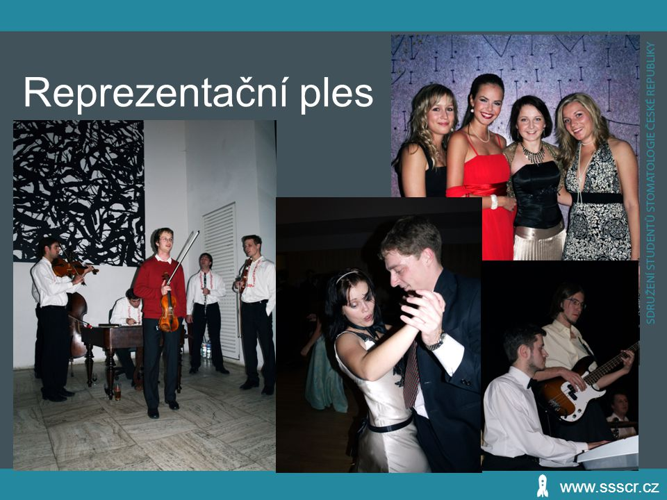 Reprezentační ples www.ssscr.cz