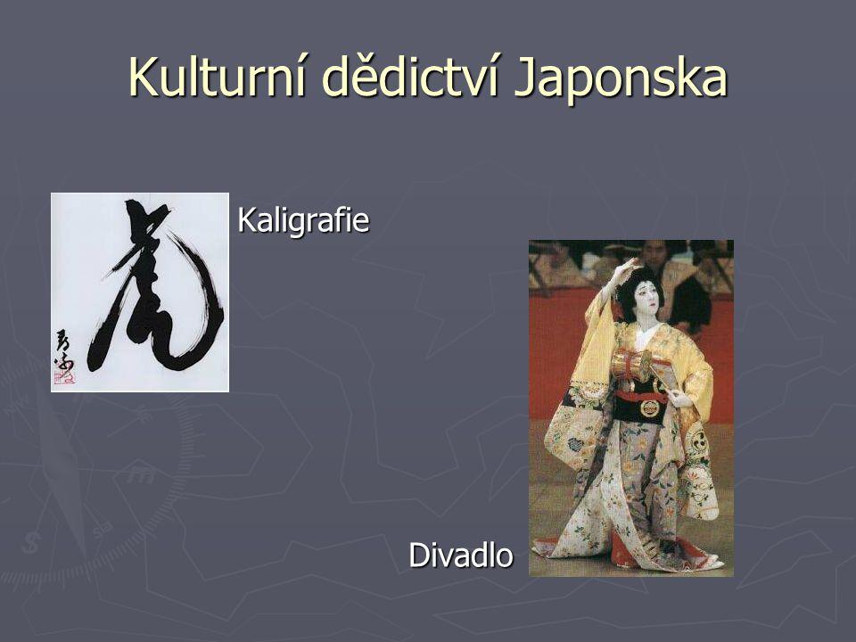 Kulturní dědictví Japonska