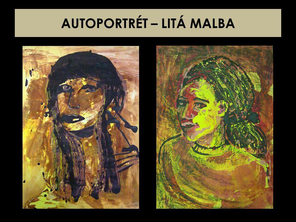 AUTOPORTRÉT – LITÁ MALBA