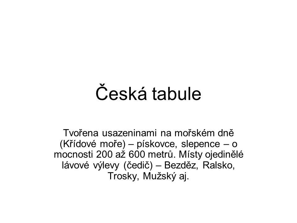 Česká tabule