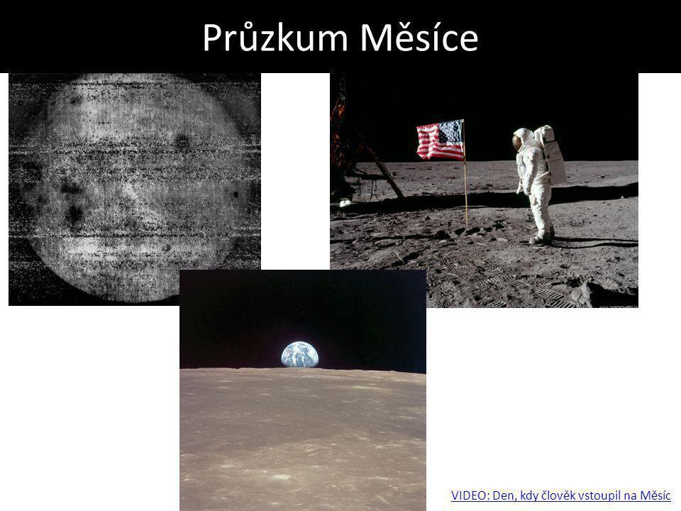 Průzkum Měsíce VIDEO: Den, kdy člověk vstoupil na Měsíc