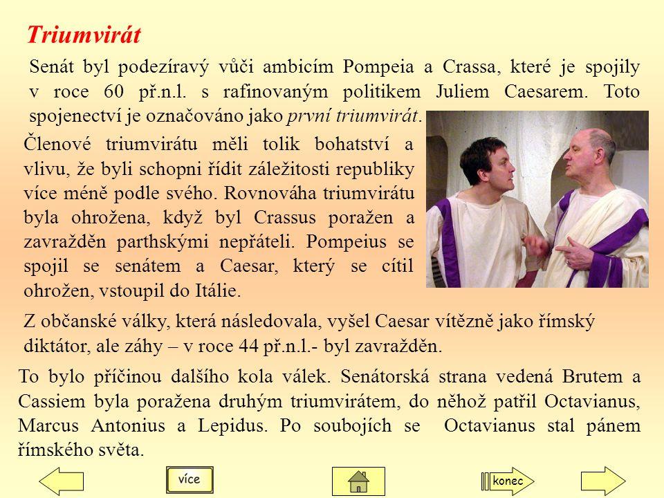 Triumvirát