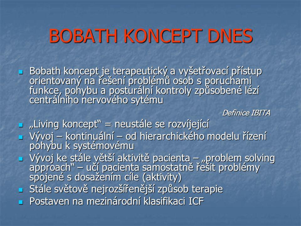 BOBATH KONCEPT DNES