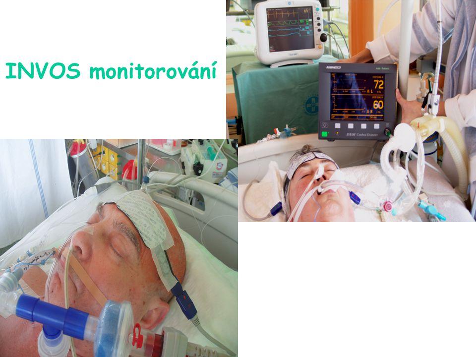 INVOS monitorování