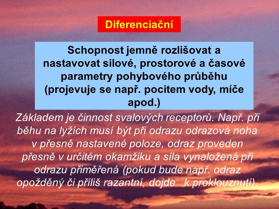 Diferenciační