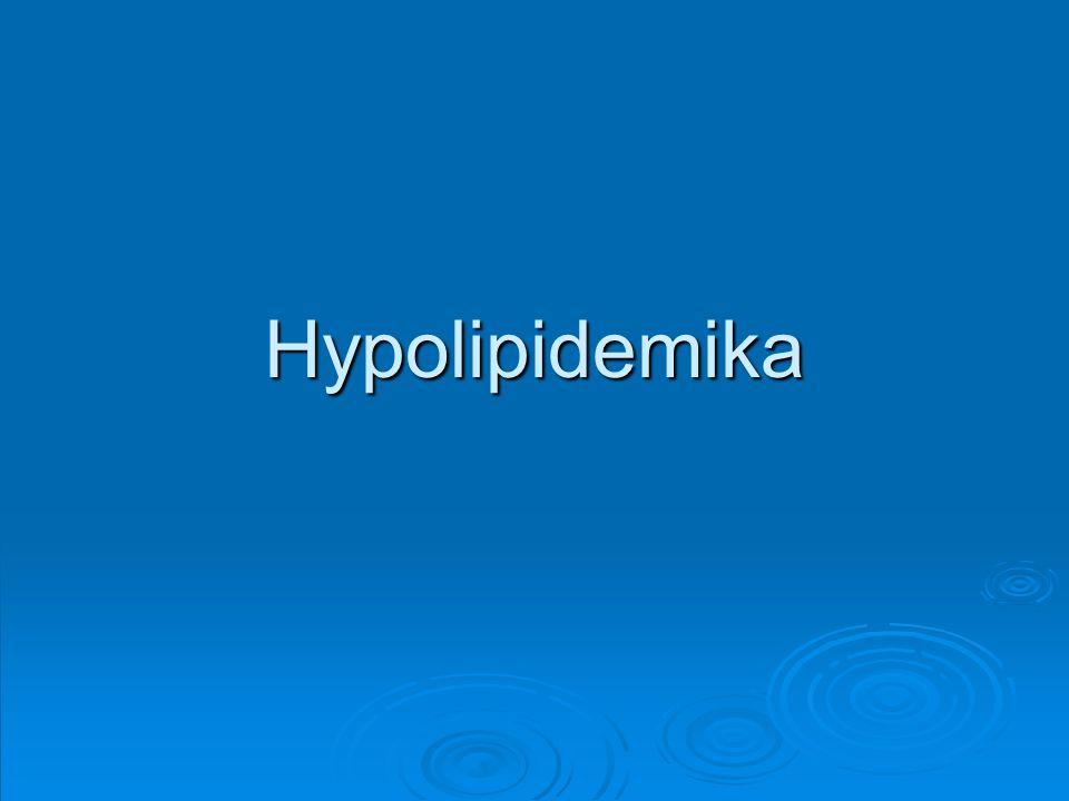 Hypolipidemika