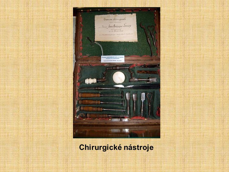 Chirurgické nástroje