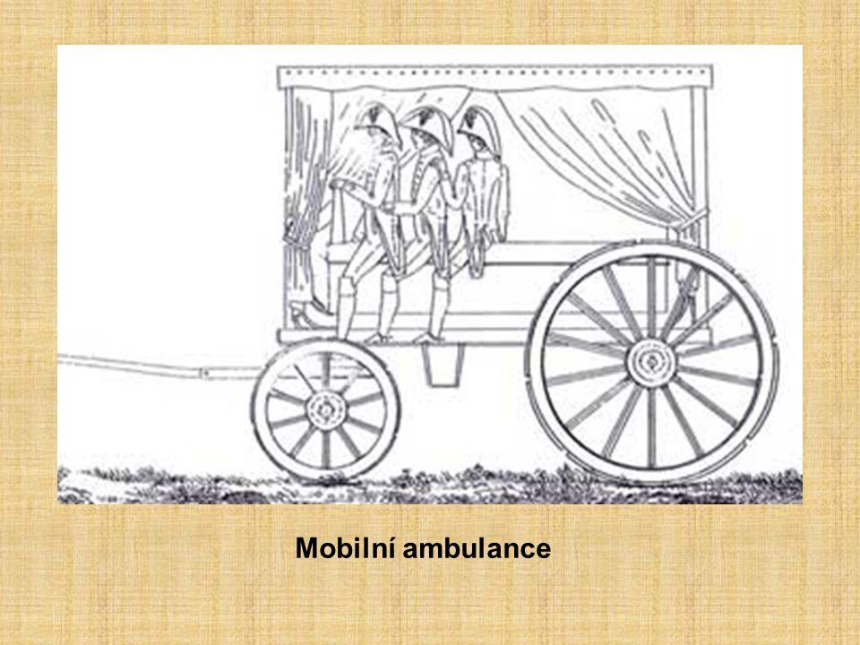 Mobilní ambulance