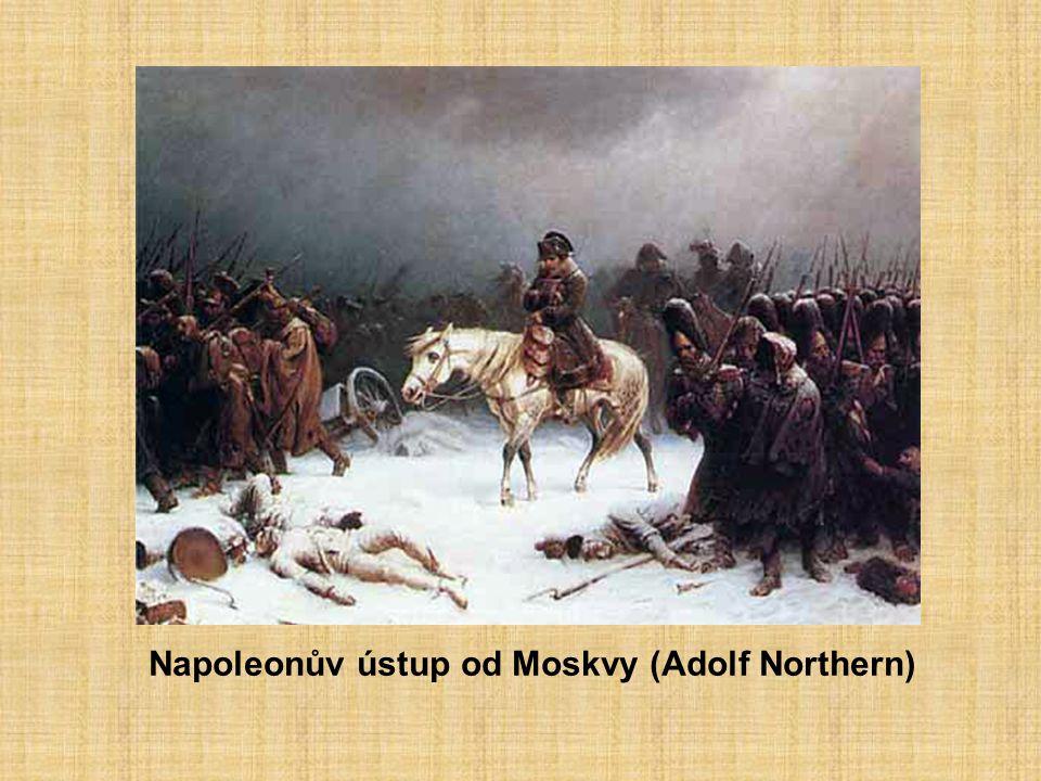 Napoleonův ústup od Moskvy (Adolf Northern)