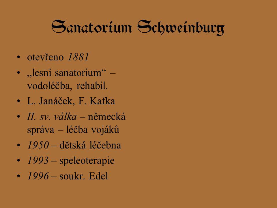 Sanatorium Schweinburg