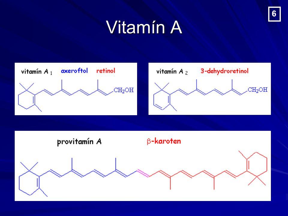 Vitamín A 6