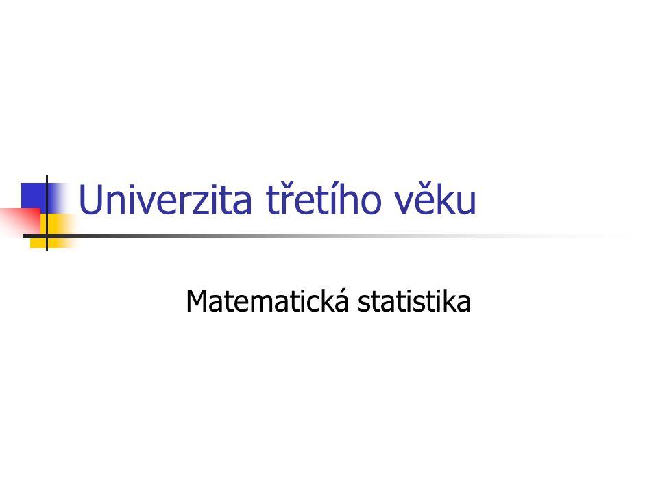 Univerzita třetího věku