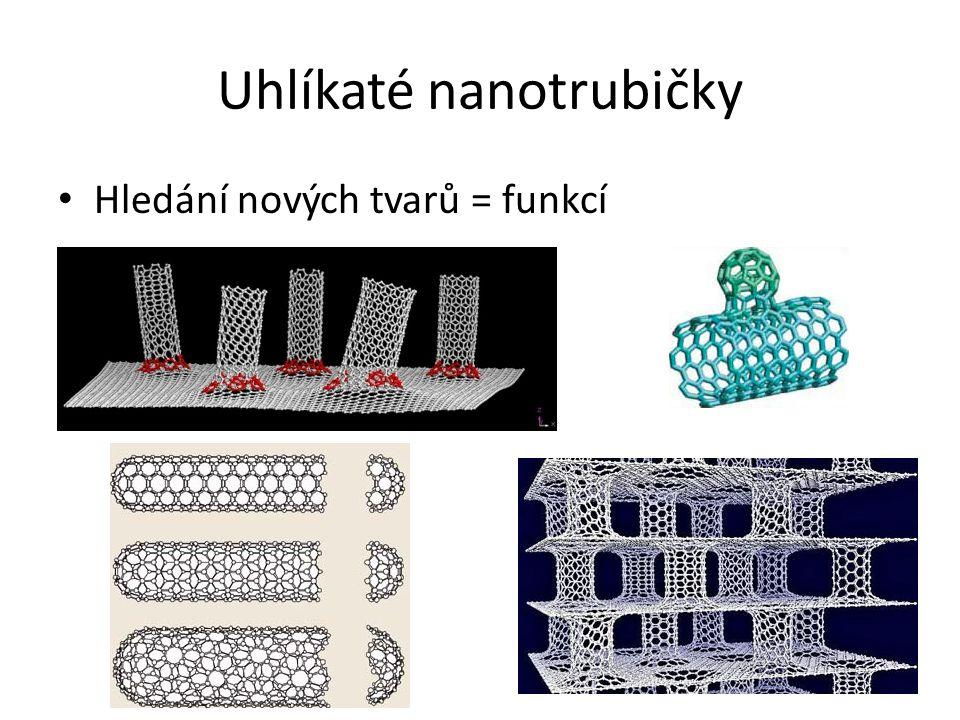 Uhlíkaté nanotrubičky