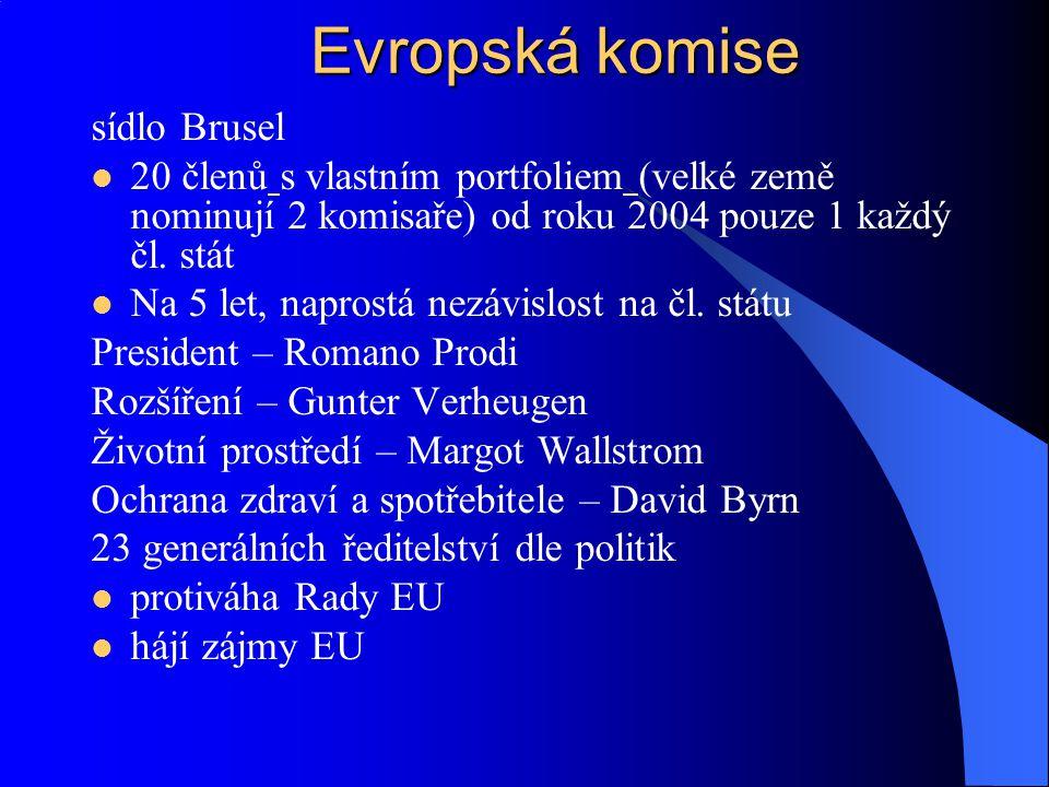 Evropská komise sídlo Brusel