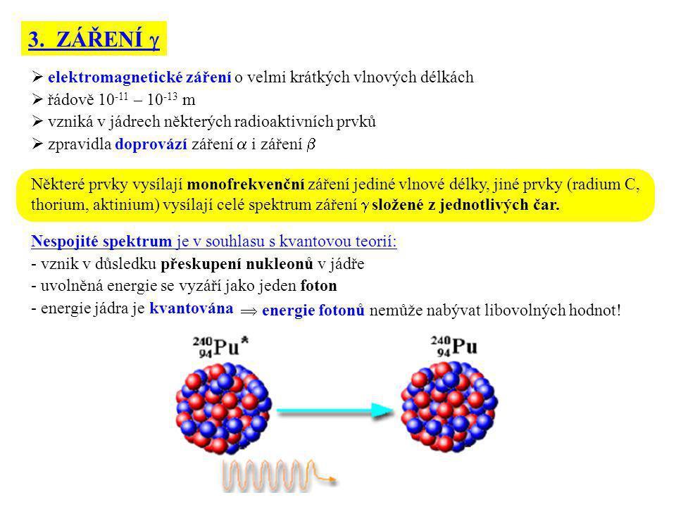  energie fotonů nemůže nabývat libovolných hodnot!