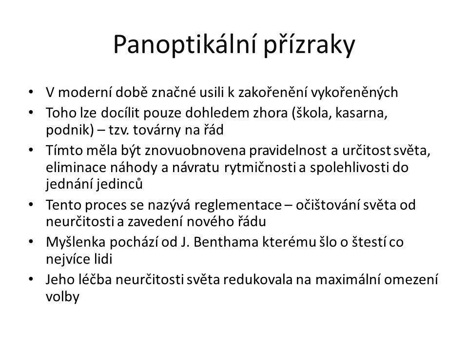 Panoptikální přízraky